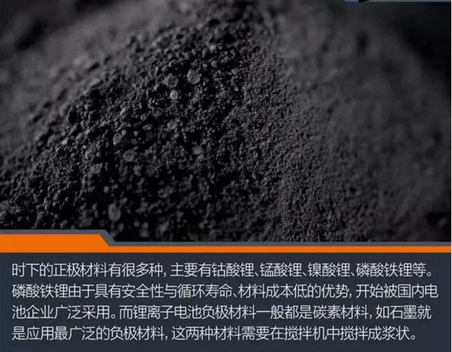 干货 分享我知道的电池制造过程及其产业链厂家